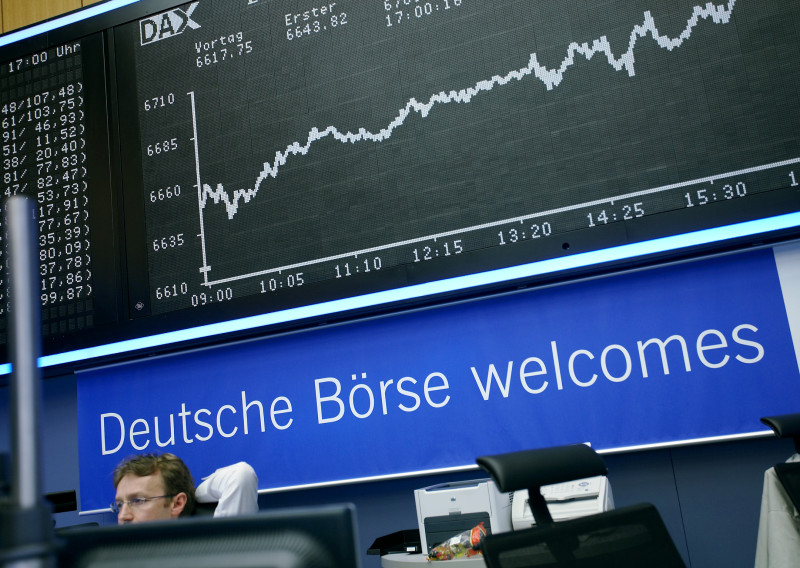 Deutsche Borse trading